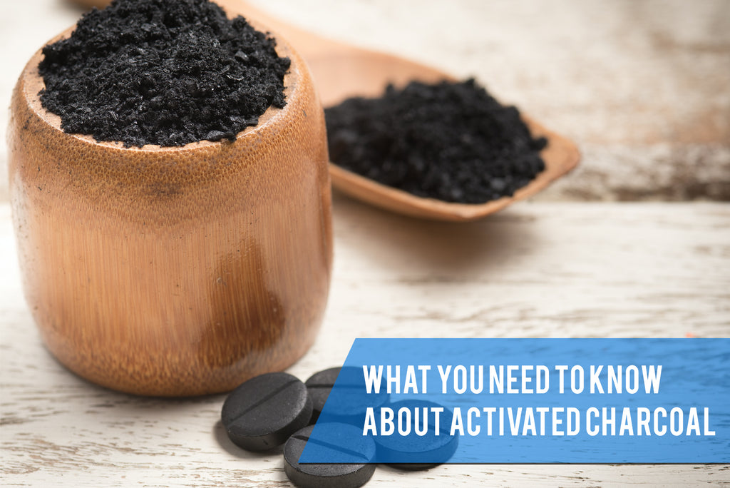 What You Need to Know About Activated Charcoal 🤯