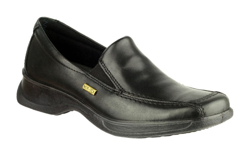 Cotswold Hazelton Womens Waterproof Slip On Shoe Black
