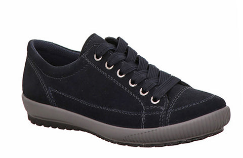 Legero Tanaro 4.0 8-00820-80 Womens Suede Lace Up Casual Shoe