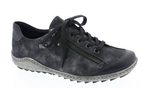 Remonte R1402 Womens Lace Up Casual Shoe