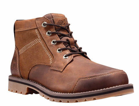 Timberland A13HD Larchmont Mens Lace Up Chukka Boot Red Brown