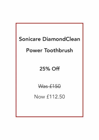 Treat yourself with New Power Toothbrush