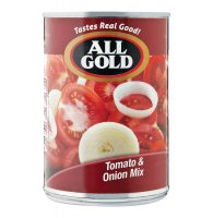 All Gold Tomato & Onion 410g