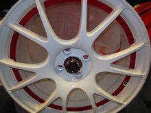 Competizone Sport Wheels - White