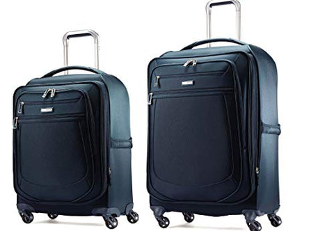 Ricardo Beverly Hills San Clemente 2 Piece Spinner Luggage Set | 26 And 30 (Stellar Navy)