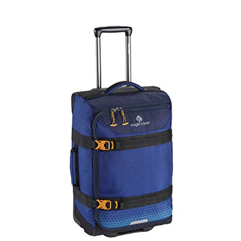 Eagle Creek Expanse Wheeled Duffel Carry On Rolling, Twilight Blue One Size