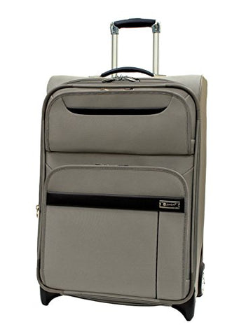 Samboro Executive Lite Lightweight Luggage 29 Inches Exp. Upright Pullman - Taupe Color