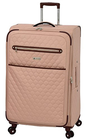 "London Fog Calypso 28"" Expandable Spinner, Apricot"