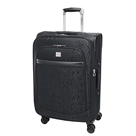 Ricardo Beverly Hills Imperial 24-Inch 4 Wheel Expandable Upright, Black, One Size