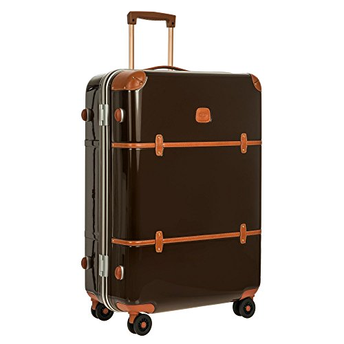"Brics Bellagio Metallo 30"" Spinner Trunk (Brown)"