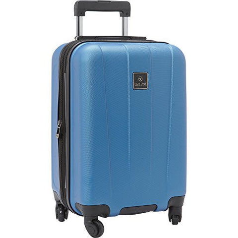 "Heritage Gold Coast 20"" Carry-On Suitcase, Blue"