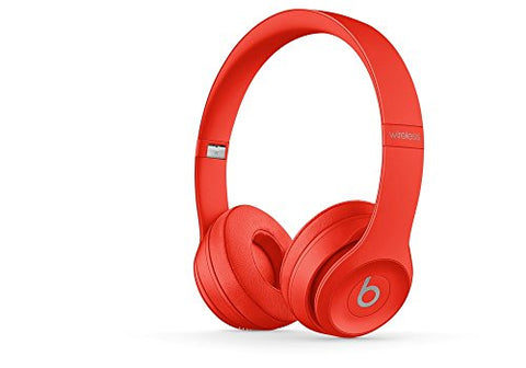 Beats Solo3 Wireless On-Ear Headphones - (Product)Red