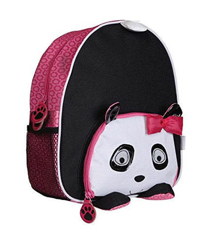 C.R. Gibson Toddler Backpack With Adjustable Straps, Made of Durable Polyester Canvas And Glossy