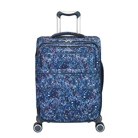 Ricardo Beverly Hills Sausalito 21-Inch Carry On Spinner (Blue Twist)