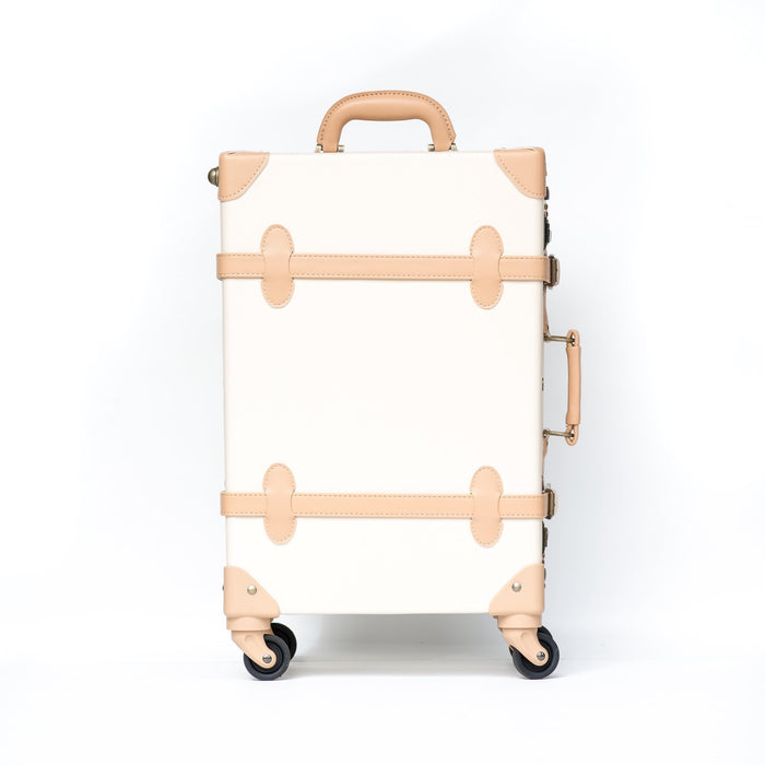 Left Bank Valise - Beige - C
