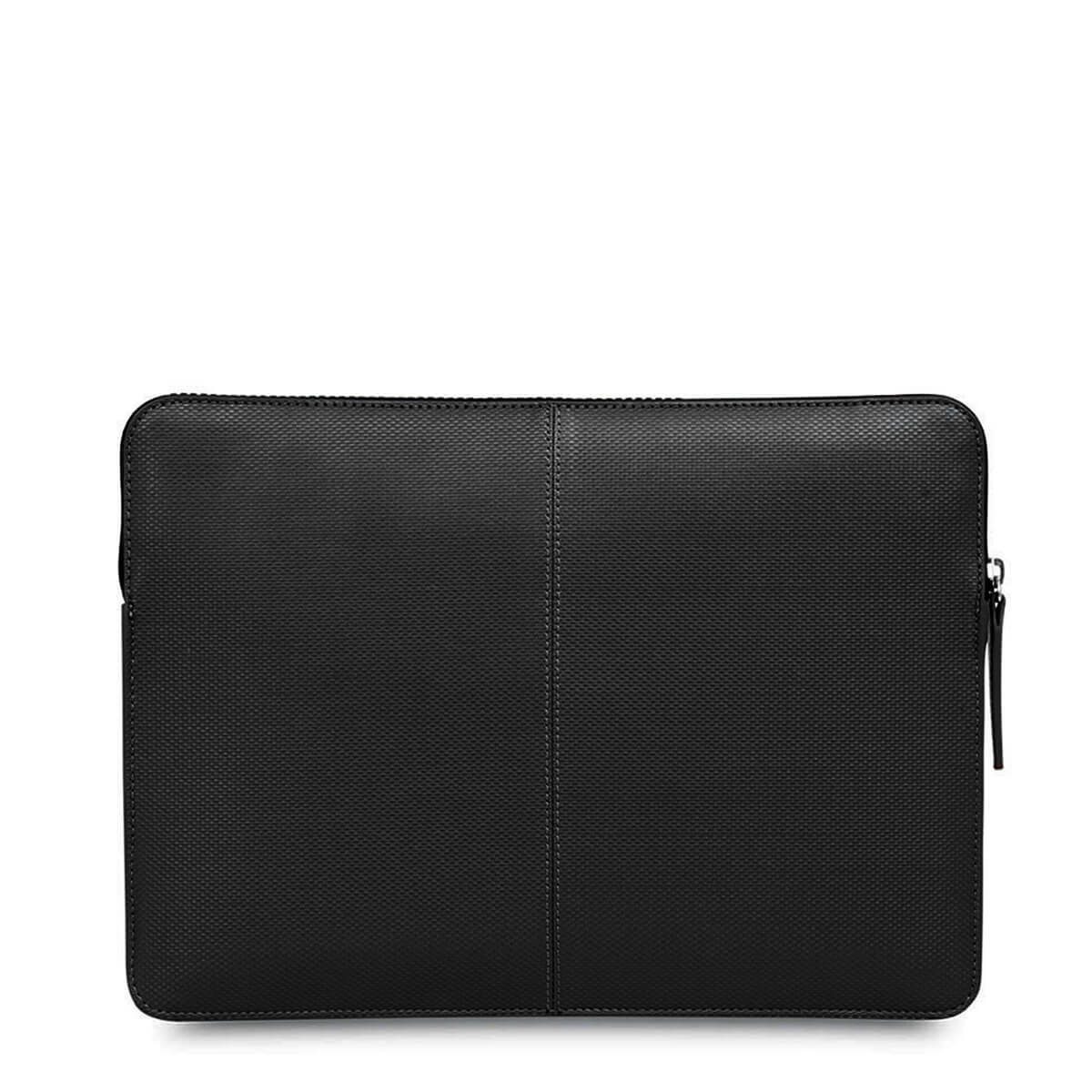 "Embossed Laptop Sleeve 12 inch Embossed Laptop Sleeve - 12"" -  Black 