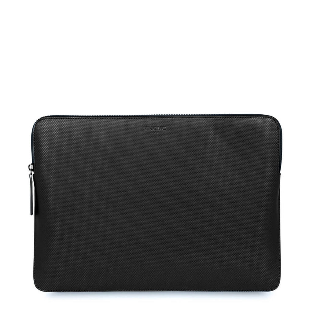 "Embossed Laptop Sleeve 12 inch Embossed Laptop Sleeve - 12"" -  Black"