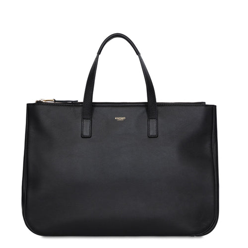 Leather Tote 13