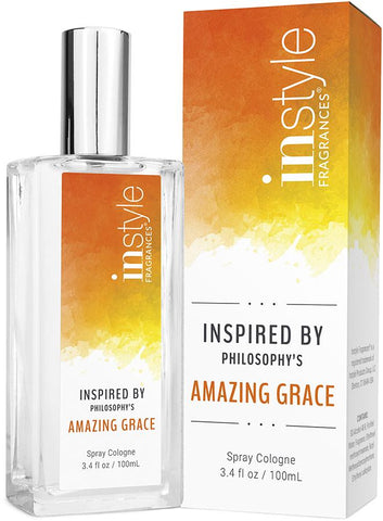Inspired By Philosophy's Amazing Grace