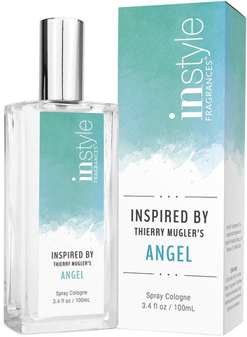 Inspired By Thierry Mugler's Angel