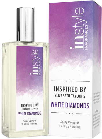 Inspired By Elizabeth Taylor's White Diamonds