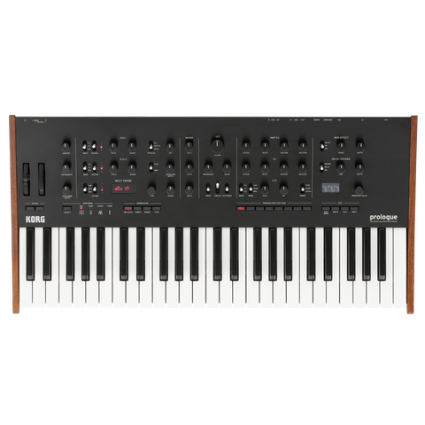Switched On - Korg Prologue 49 Key 8 Voice