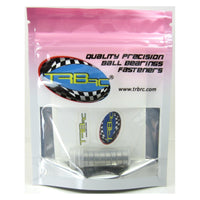 TRB RC Precision Ball Bearing Kit (10) Rubber Sealed Tamiya 1/12 Lunchbox - trb-rc-bearings