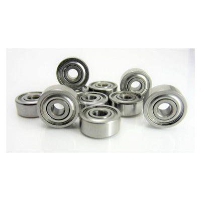 TRB RC (10) 3x10x4mm Precision Stainless Steel Ball Bearing, Fishing Reels - trb-rc-bearings