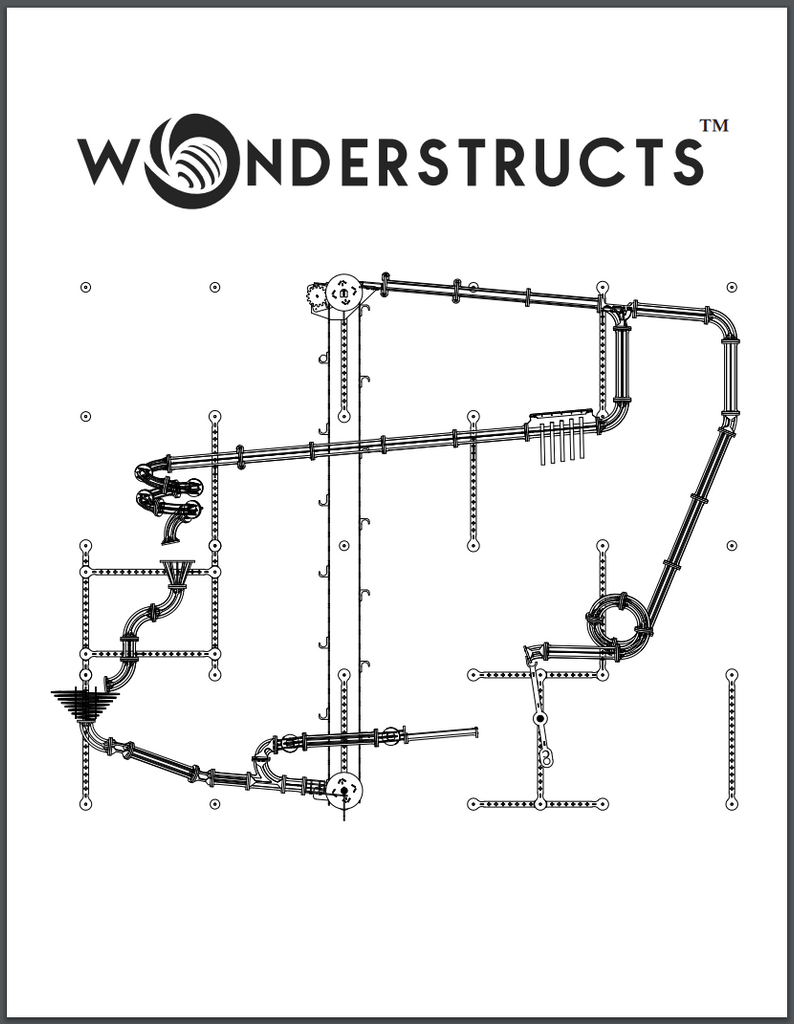 Wonderstructs Laser Cutter Plans