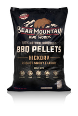 Bear Mountain BBQ® Hickory BBQ Pellets