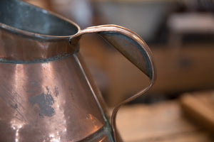 19th Century French Copper Jugs