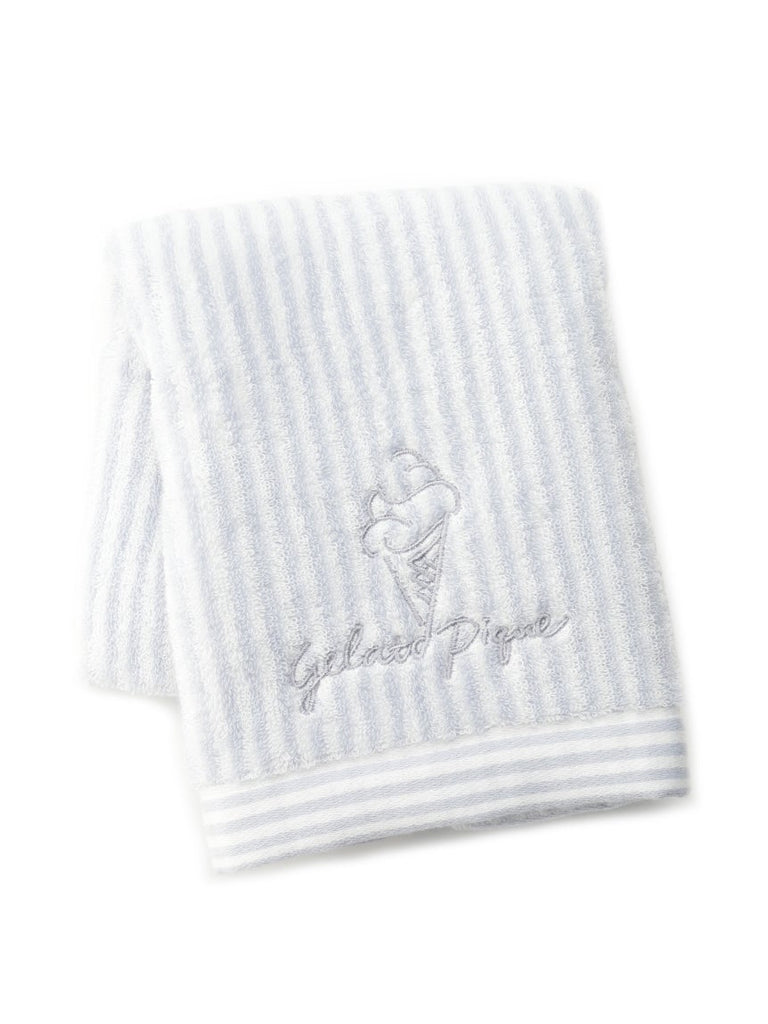 Striped Ice Cream Face Towel (PWGG192503)