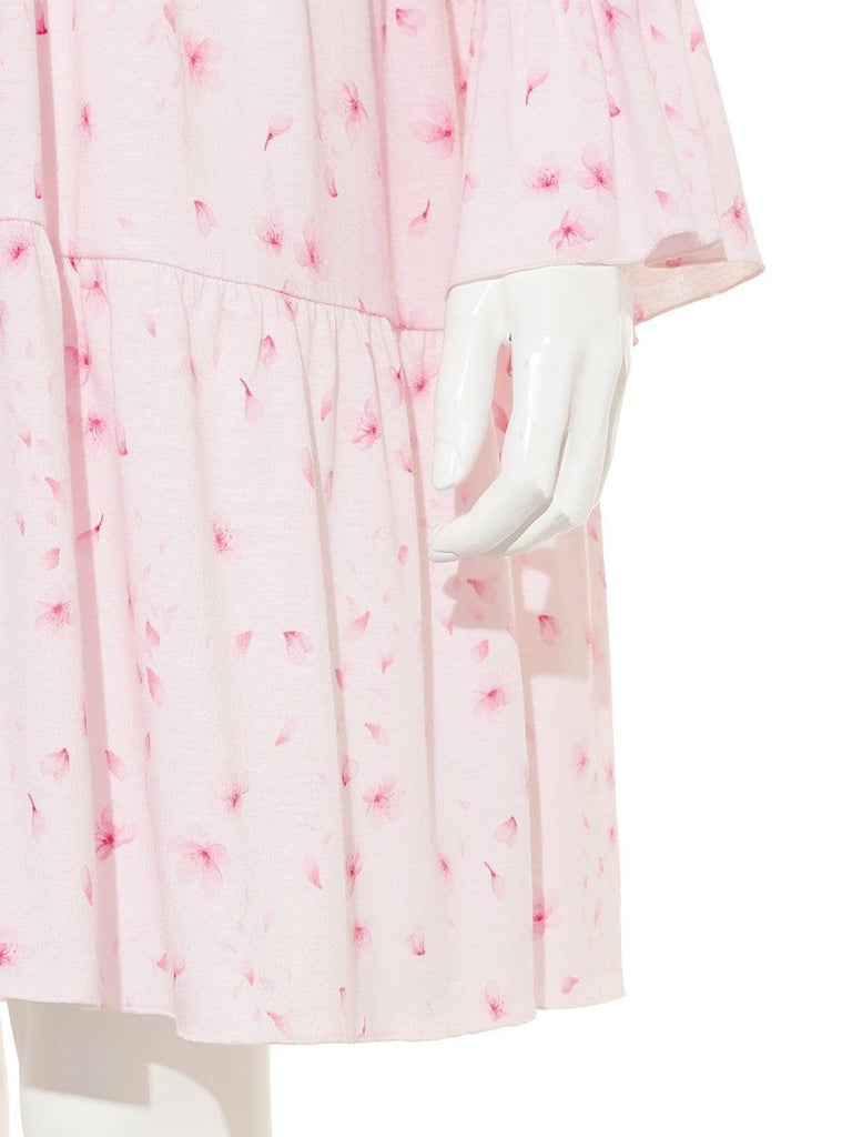 Cherry Blossom Tiered Dress (PWCO191345)