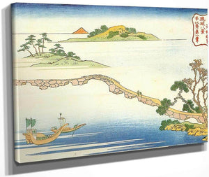 Clear Autumn Weather At Choko By Hokusai