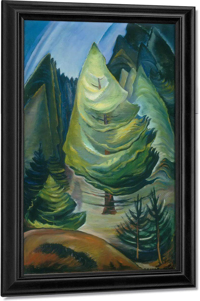 The Little By Pine By Emily Carr