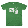 Bob Ross Chicago W shirt | St Patricks Day shirt | Bandwagon Champs