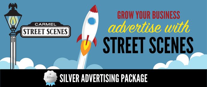 3) Street Scenes Silver Advertising Package