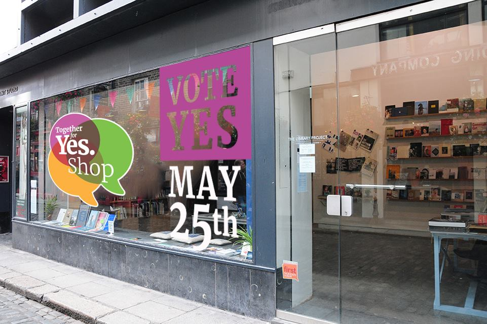 Together For Yes Campaign Shop