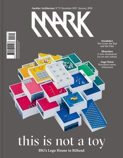 Mark Magazine Issue 71 - The Library Project