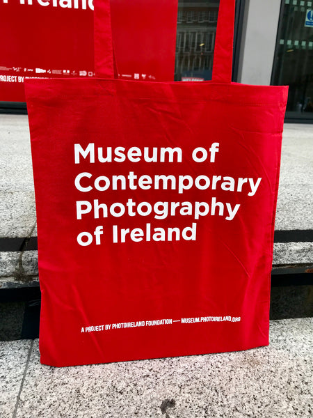 Museum of Contemporary Photography of Ireland Tote Bag
