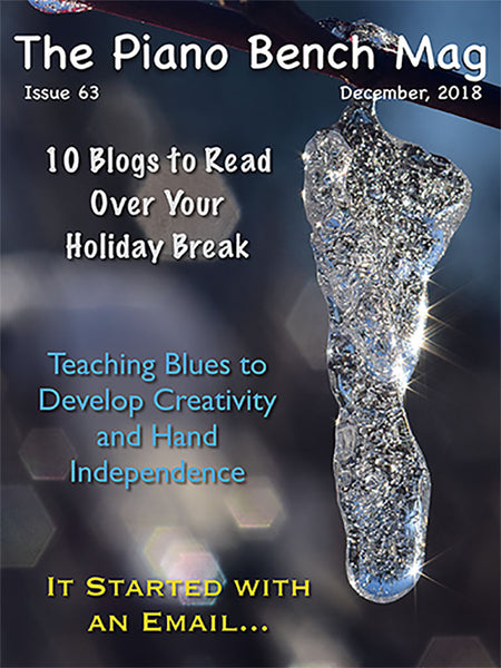 The Piano Bench Mag - December, 2018