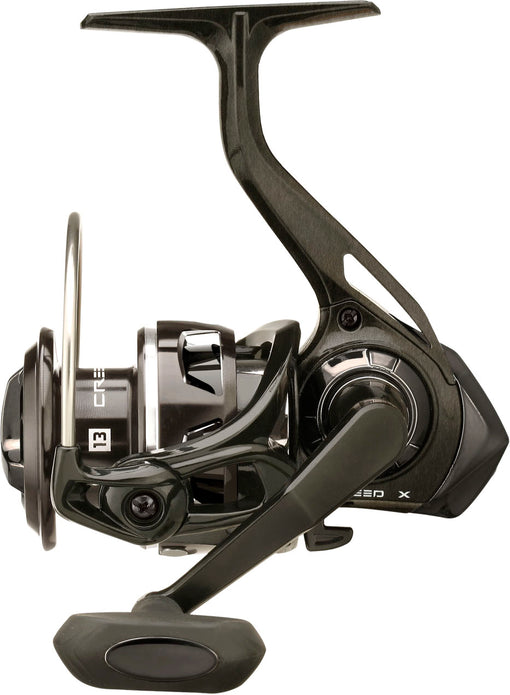 13 Fishing Creed X Spinning Reel Side
