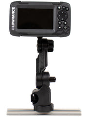 YakAttack Hook2 4 & 5 Fishfinder Mount