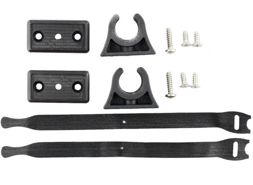 YakAttack Rubber Clips for ParkNPole Stakeout Pole [Rubber Clips Deluxe]