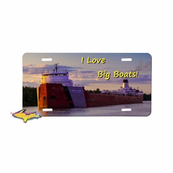 Roger Blough License Plate Great Lakes Gifts & Collectables