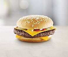 MEAL Quarter Pounder with Cheese
