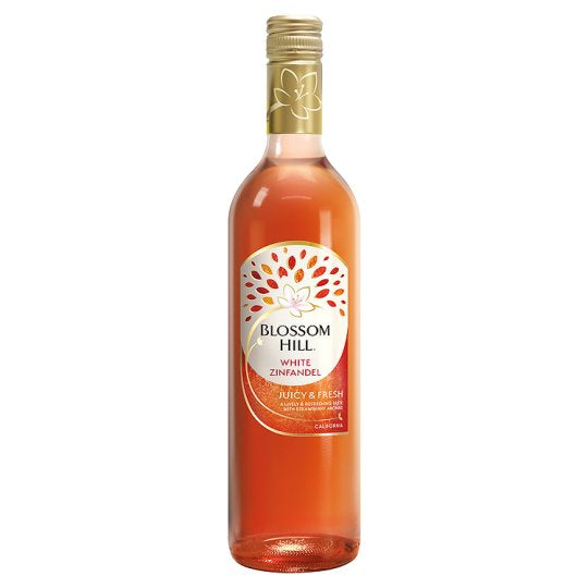 Blossom Hill White Zinfandel 75Cl - Deliver Me Home Delivery