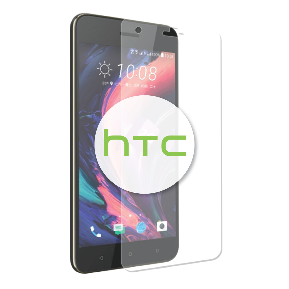 HTC Series Clear HD Tempered Glass Protector