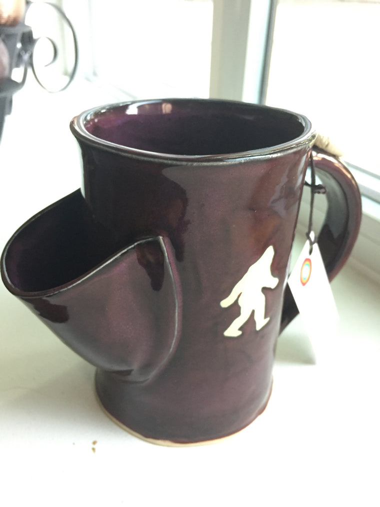 Bigfoot Tea Mug