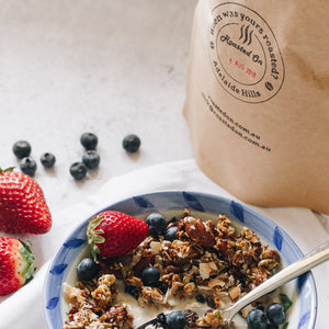 Roasted On Granola Crunch